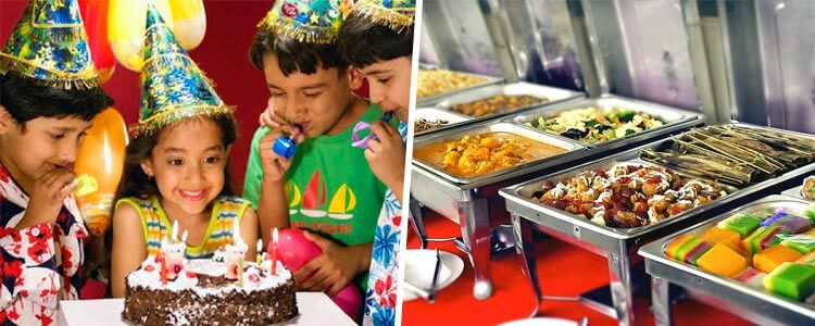 Birthday caterers in udupi